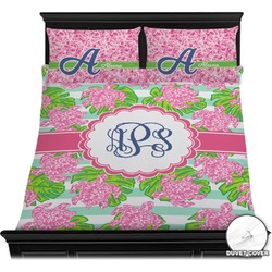 Preppy Duvet Cover Set (Personalized)
