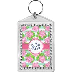 Preppy Bling Keychain (Personalized)