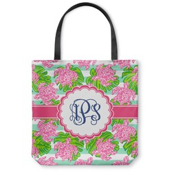 Preppy Canvas Tote Bag (Personalized)