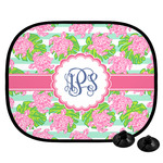 Preppy Car Side Window Sun Shade (Personalized)