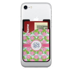 Preppy 2-in-1 Cell Phone Credit Card Holder & Screen Cleaner (Personalized)