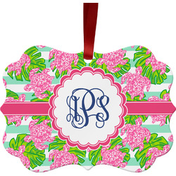 Preppy Ornament (Personalized)