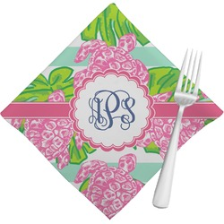Preppy Napkins (Set of 4) (Personalized)
