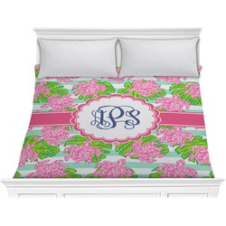 Preppy Comforter - King (Personalized)