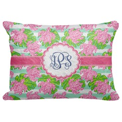 "Preppy Decorative Baby Pillowcase - 16""x12"" (Personalized)"