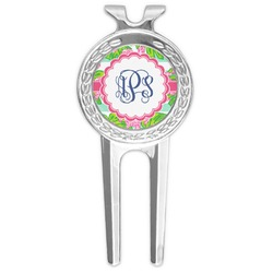 Preppy Golf Divot Tool & Ball Marker (Personalized)