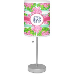 """Preppy 7"""" Drum Lamp with Shade (Personalized)"""