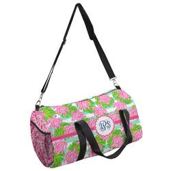 Preppy Duffel Bag (Personalized)
