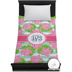 Preppy Duvet Cover - Twin (Personalized)