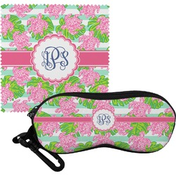 Preppy Eyeglass Case & Cloth (Personalized)