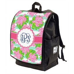 Preppy Backpack w/ Front Flap  (Personalized)
