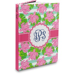Preppy Hardbound Journal (Personalized)