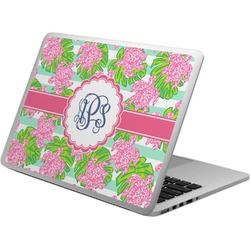 Preppy Laptop Skin - Custom Sized (Personalized)