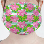 Preppy Face Mask Cover (Personalized)