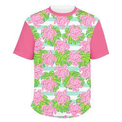 Preppy Men's Crew T-Shirt (Personalized)