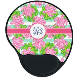 Preppy Mouse Pad with Wrist Support