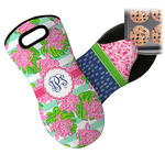 Preppy Neoprene Oven Mitt (Personalized)