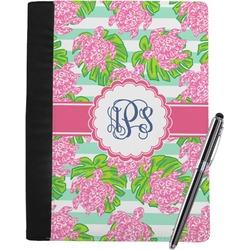 Preppy Notebook Padfolio (Personalized)