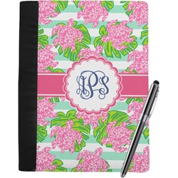 Preppy Notebook Padfolio (Personalized)