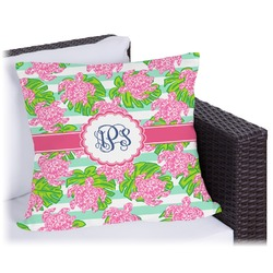 """Preppy Outdoor Pillow - 18"""" (Personalized)"""