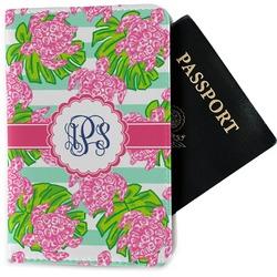 Preppy Passport Holder - Fabric (Personalized)