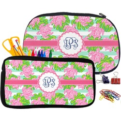 Preppy Pencil / School Supplies Bag (Personalized)