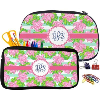 Preppy Pencil / School Supplies Bag (Personalized)