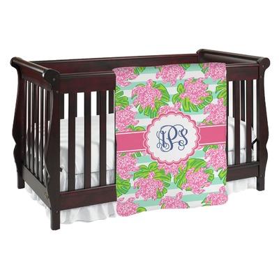 Preppy Baby Blanket (Personalized)