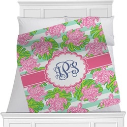 Preppy Minky Blanket (Personalized)