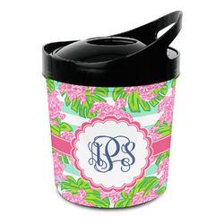 Preppy Plastic Ice Bucket (Personalized)