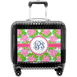 Preppy Pilot / Flight Suitcase (Personalized)