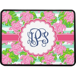 Preppy Rectangular Trailer Hitch Cover (Personalized)