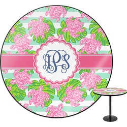 Preppy Round Table (Personalized)