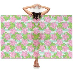 Preppy Sheer Sarong (Personalized)