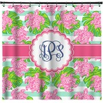 Preppy Shower Curtain (Personalized)