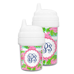 Preppy Sippy Cup (Personalized)