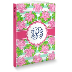 Preppy Softbound Notebook (Personalized)