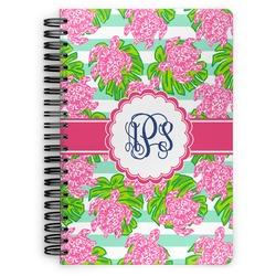 Preppy Spiral Bound Notebook (Personalized)