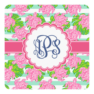 Preppy Square Decal (Personalized)