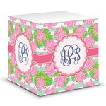 Preppy Sticky Note Cube (Personalized)