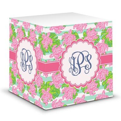 Preppy Sticky Note Cube (Personalized)