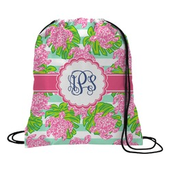 Preppy Drawstring Backpack (Personalized)