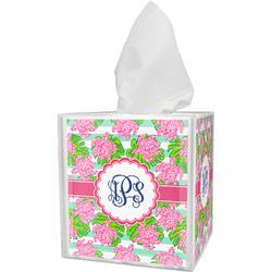 Preppy Tissue Box Cover (Personalized)