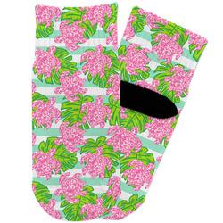 Preppy Toddler Ankle Socks (Personalized)
