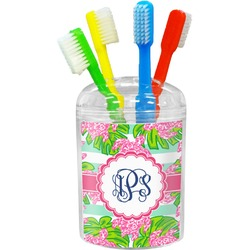 Preppy Toothbrush Holder (Personalized)