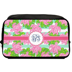 Preppy Toiletry Bag / Dopp Kit (Personalized)