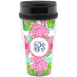 Preppy Travel Mugs (Personalized)