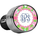 Preppy USB Car Charger (Personalized)