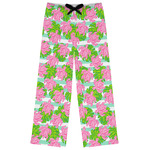 Preppy Womens Pajama Pants (Personalized)