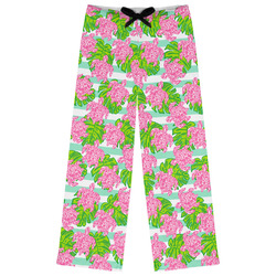 Preppy Womens Pajama Pants (Personalized)